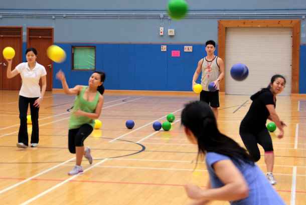 Join the Team to Play Dodgeball Leeds and have Great Fun