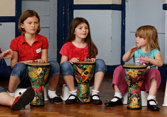 Activities and Events to Participate by Children