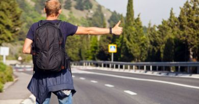 Some Tips On Hitchhiking