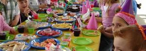 Trampoline Parties
