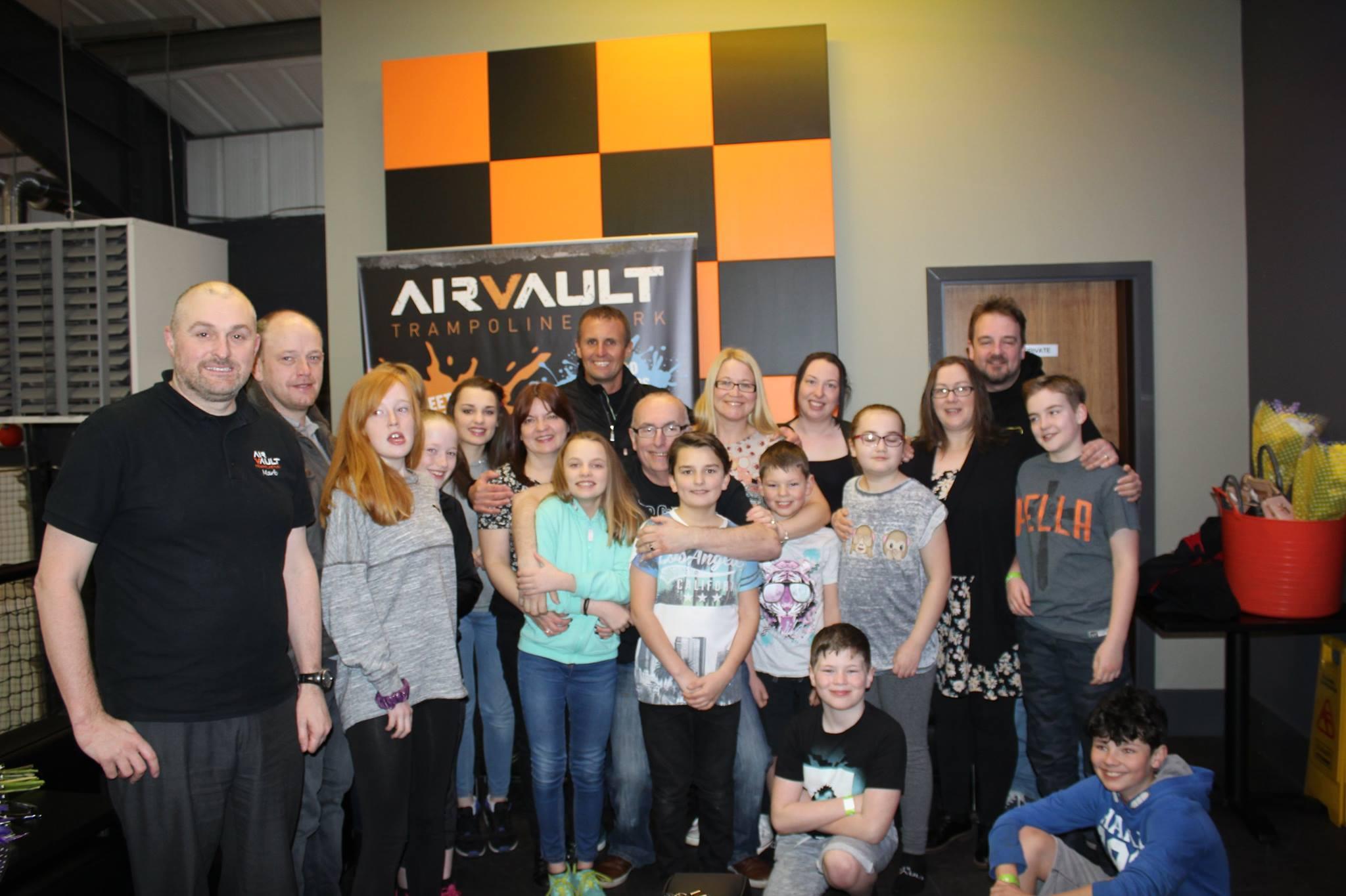Air Vault Fun
