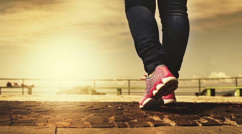 shoes walk